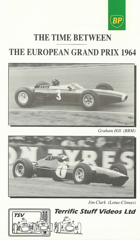The Time Between and The European GP 1964